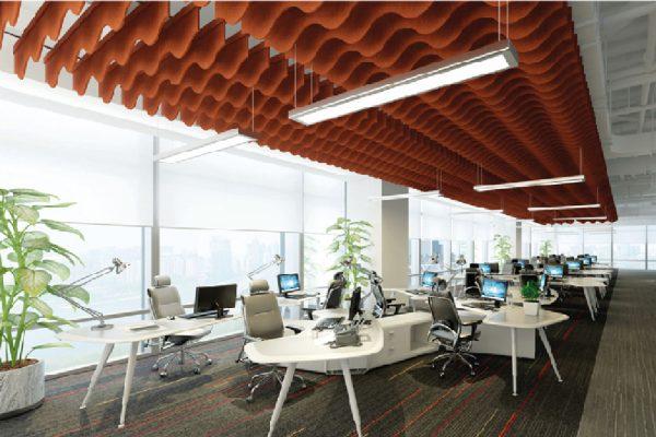 Alpha Acoustic Baffle -Office
