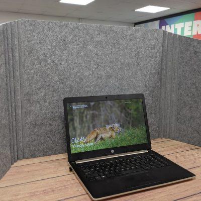 DeskTech - Séparateur de bureau portable