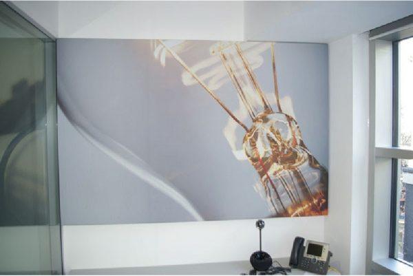 Echo Print - Printed Acoustic Panel