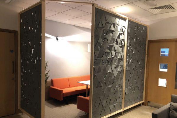 Flex Acoustic Screens