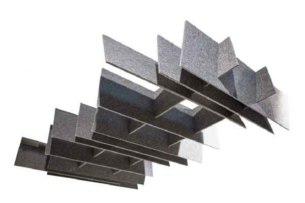 Suspended Acoustic Absorber